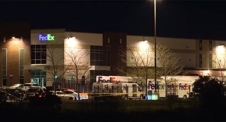 8 Shot Dead, Multiple Wounded At Fedex Facility, Indianapolis - US Police (Photos)